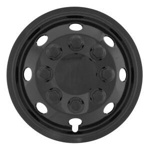 Hubcaps-Set-15-Inch-Black-Van-Mercedes-Sprinter