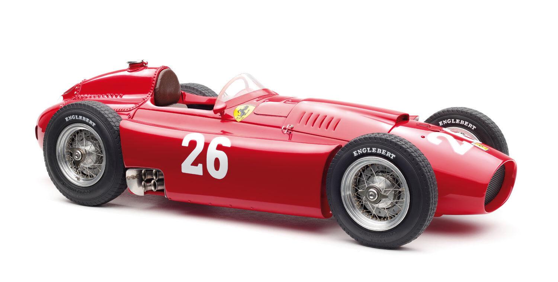 CMC M -183 Ferrari D50, 1956 GP Italien (Monza) Collins  Fangio