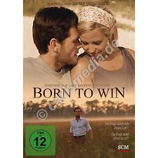 """DVD: BORN TO WIN - Die Frage lautet nicht """"Redet Gott?"""" sondern """"Hörst du zu?"""""""