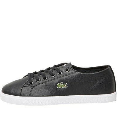 Lacoste Womens Riberac Leather Trainers