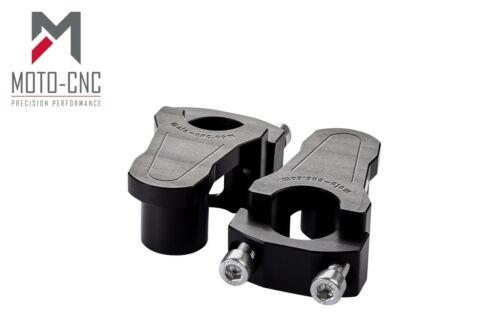 "Honda CB1000 Pivoting Handle Bar Riser Kit To Fit 7//8/"" Bars 2/"" Rise"