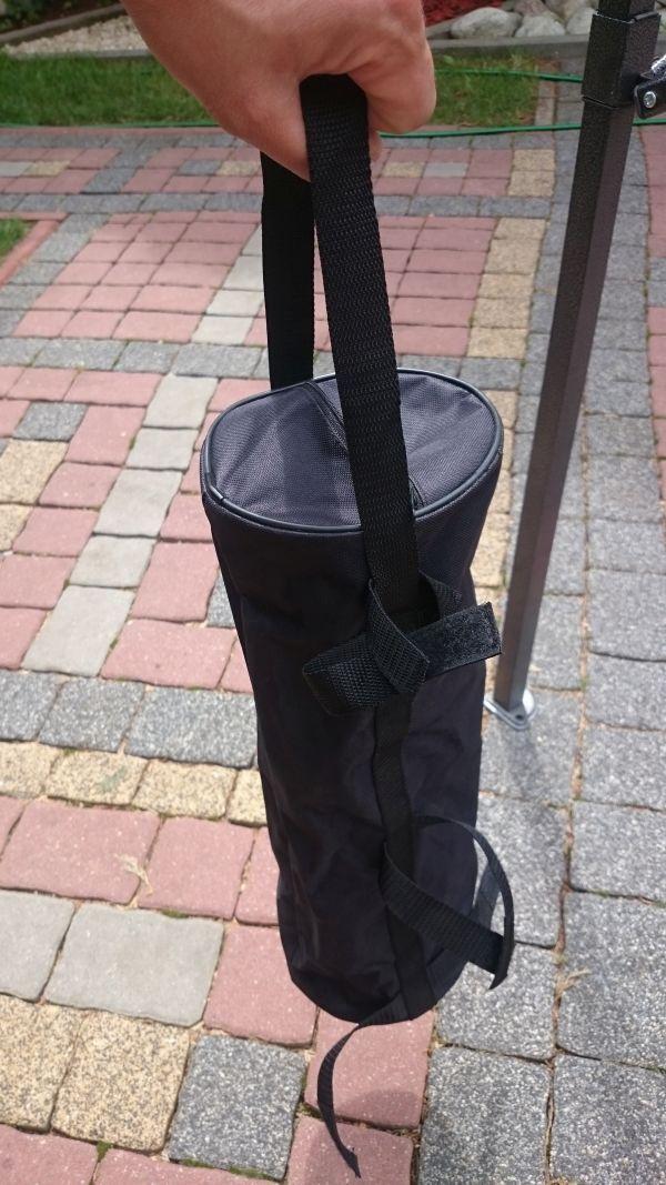 4 x Gewicht für Marktzelt Pavillon  Marktschirm Expresszelt SANDSACK Sandtasche