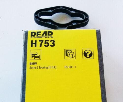 "Bosch Limpiaparabrisas 3397004753-4C4 Trasero H753 380mm 15/"""