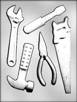 Carpenter Tools Chocolate & Soap Mold - 90-14687