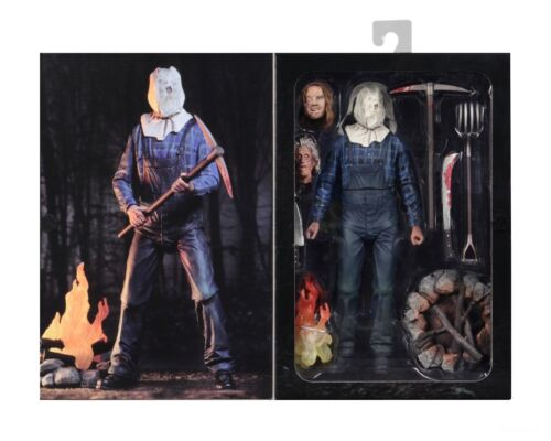 """Friday the 13th Ultimate Part 2 Jason Voorhees NECA 7"""" Scale Action Figure"""