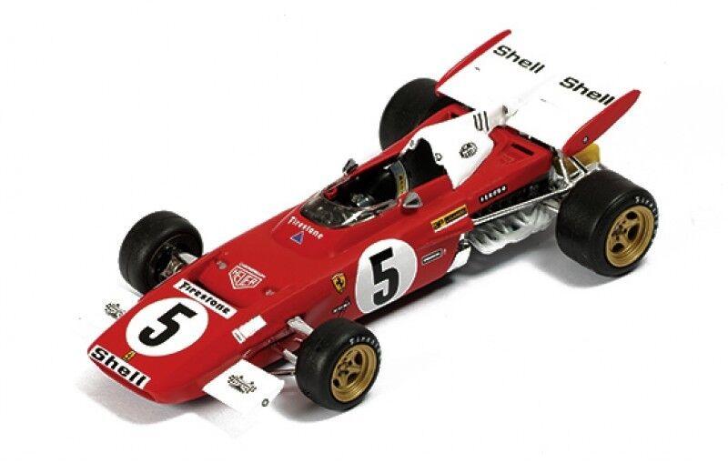 FERRARI LA STORIA  COLLEZIONE FERRARI 312B2 GERMAN GP 1971 M. Andretti