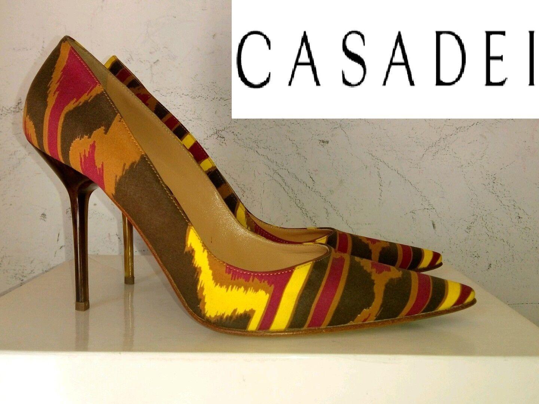 CASADEI waistline Women Satin Fabric color multicoloured No. 35 NEW
