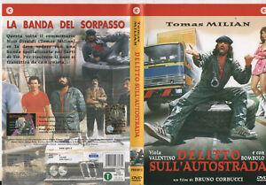 DELITTO-SULL-039-AUTOSTRADA-DVD-TOMAS-MILIAN-VIOLA-VALENTINO