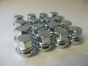 Ford-Capri-MK2-amp-3-Replacement-Wheel-Nuts-x-16-WN780-Alloy-Wheels-Only-PE1041