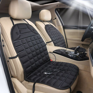Auto-Sitzheizung-12V-DeLuxe-Heizstufen-beheizbare-Sitzauflage-Heizkissen-PKW-KFZ