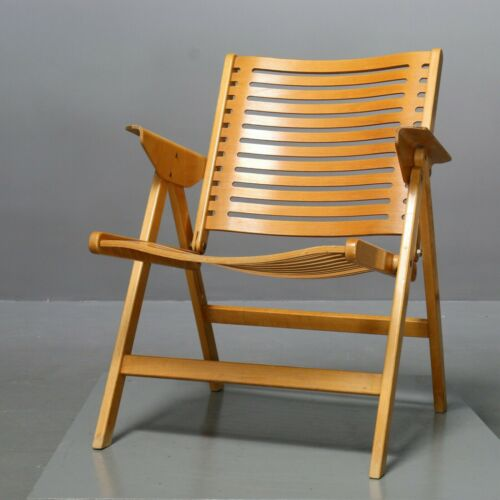 Rex Klappsessel, Goethe Universität, Niko Kralj Folding Chair, Ferdinand Kramer