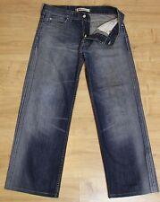 """LEVI STRAUSS & Co Mens Blue Denim LEVI'S 509 JEANS - Waist 32"""" Leg 28"""" LEVIS"""