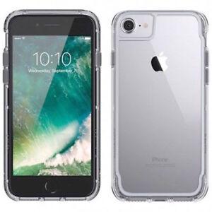sale retailer 197ce 1141f Details about Griffin Survivor Case for Apple iPhone 6 / 6S / 7 / 8 Space  Grey / Clear