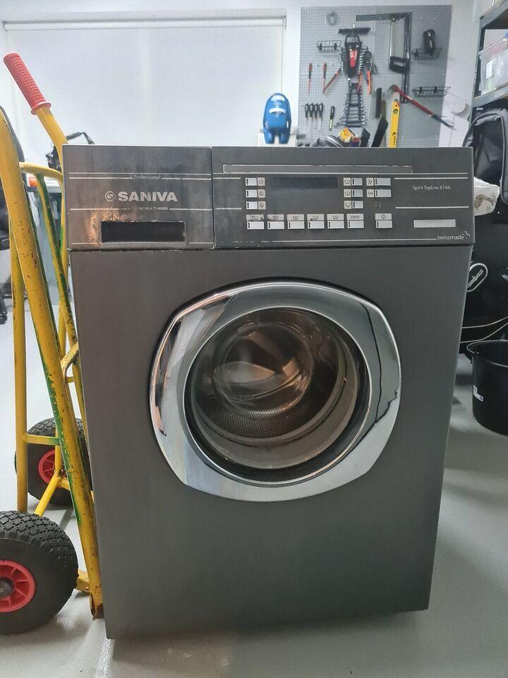 Scholtès vaskemaskine, 6166, frontbetjent