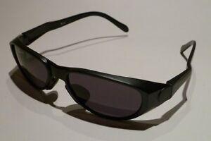 USA-Vision-Sonnenbrille-Brille-Modell-BL01-schwarz-blau-Herren-neu