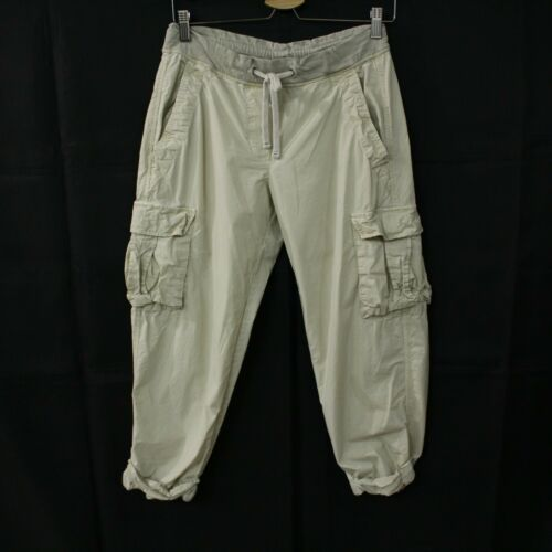 James Perse Womens Cargo Pants Size 1 light beige