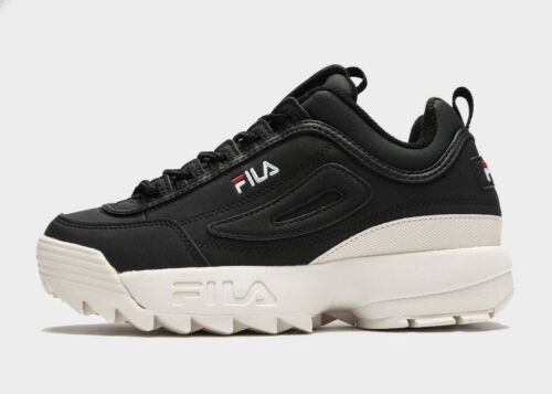 5 5 Uk Us Limited Black Disruptor 075095 de 7 Fila 5 Ii Zapatillas 38 mujer Eur wzaZq8H
