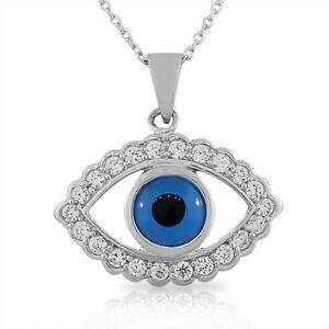 collier femme mauvais oeil