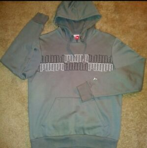 New-Mens-Size-Medium-Pull-over-Puma-Sports-Winter-Hoodie-retail-45