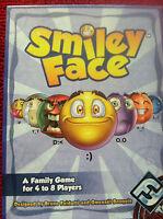 Smiley Face A Family Game (fantasy Flight)