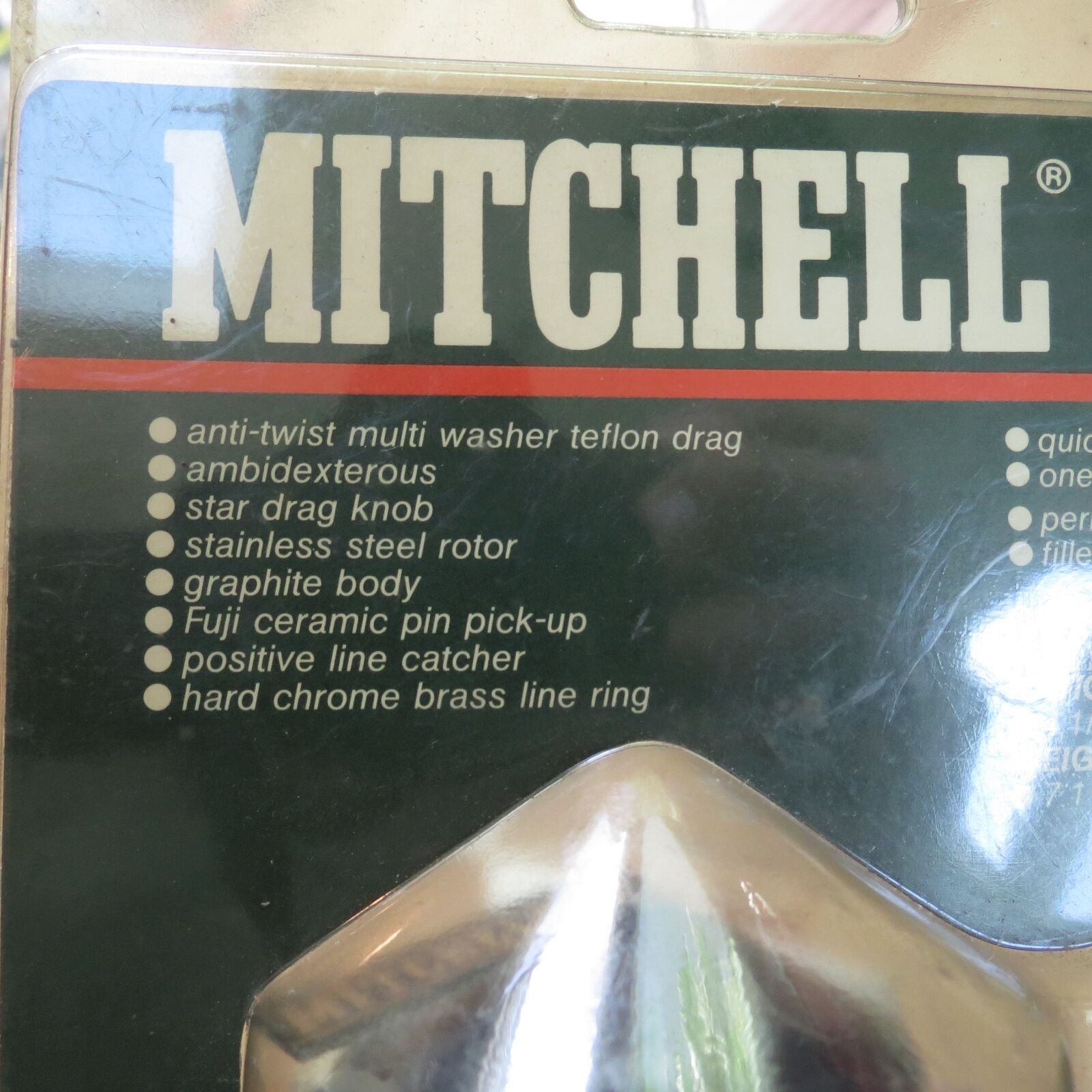Mitchell 8610 fishing reel made in in in France (lot 8908) 274f60