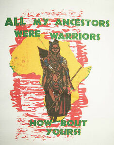 Black History Women Warriors Tee Youth M African American Ancestors T new ataz1