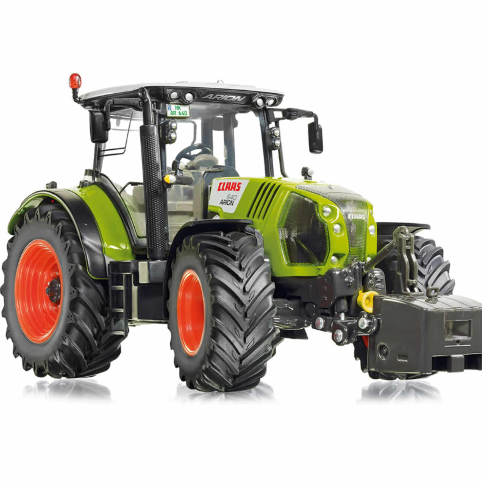 Wiking Tracteur Claas Arion 640 1 3 2
