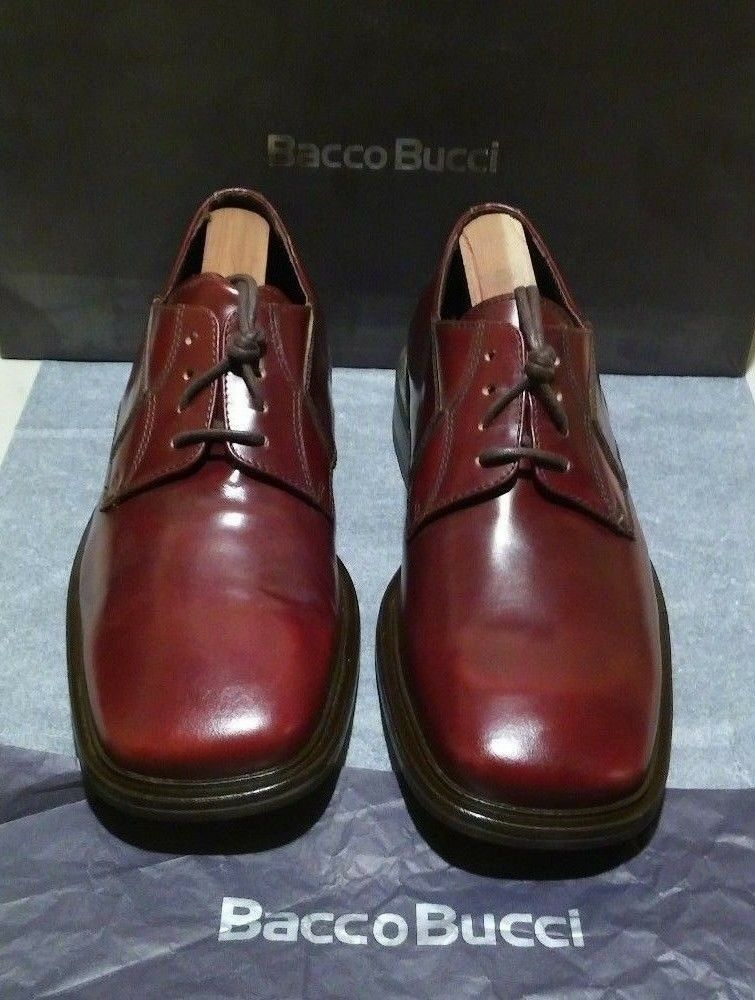 New Bacco Bucci Simpson  7 EE brown  (322)