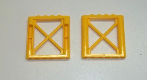 LEGO 2 x Pfeiler Stütze 64448 Support Kran Gittermast aus 5887 7632 10667 MPS.1