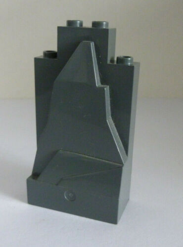 1 x LEGO® 33458//57512 Felsen,Wand,neudunkelgrau wie Abbildung.