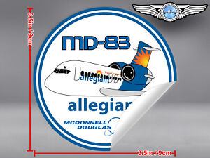 ALLEGIANT-PUDGY-STYLE-MD83-MD-83-ROUND-DECAL-STICKER-3-5-x-3-5-in-9-x-9-cm