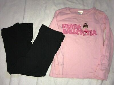 NEW GYMBOREE PRIMA BALLERINA  SWEATER AND PANTS OUTFIT NWT SIZE 2T