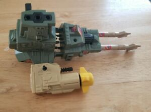 Kenner vintage centurions Jake Rockwell missile