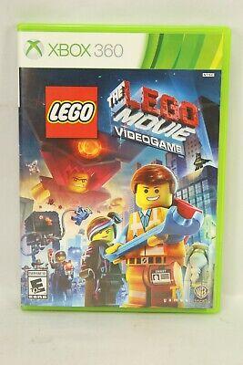 Lego The Lego Movie Videogame (Microsoft Xbox 360, 2014 ...