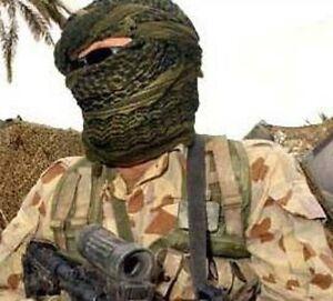SAS-amp-SF-ARMY-GREEN-ARAB-SHEMAGH-SCARF-Fishing-Hike-Bushcraft-Survival-Cotton-UK
