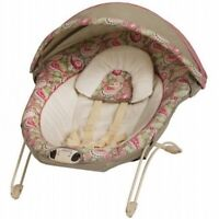Graco Simple Snuggles™ Bouncer - Jacqueline - Brand Free Shipping