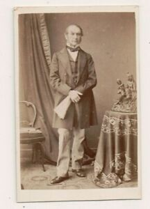 Vintage-CDV-William-Ewart-Gladstone-British-Prime-Minister