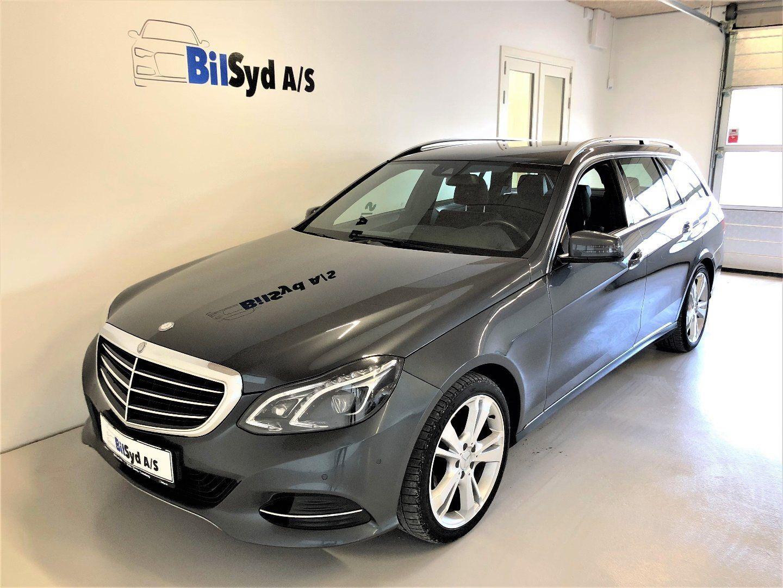 Mercedes E220 2,2 CDi Avantgarde stc. aut. 5d - 334.900 kr.