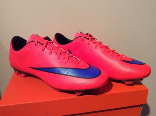 Veloce Uk uomo 104 Nike 9 Fg Mercurial Scarpe Ii da calcio taglia Rrp 6gTnqWaxI