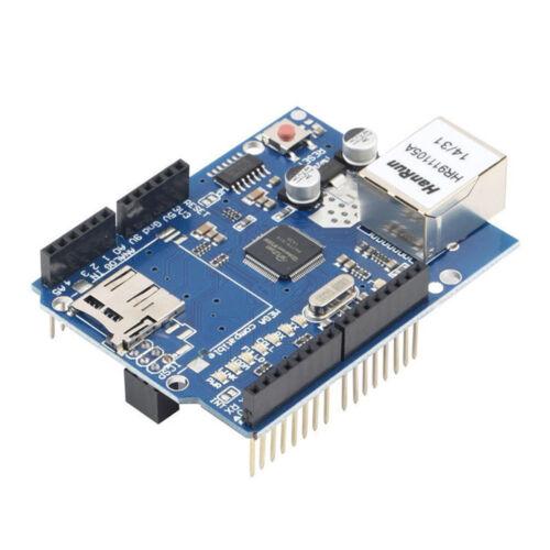 10 PCS Ethernet Shield module W5100  Board  Arduino 2009 UNO Mega 1280 2560 M21