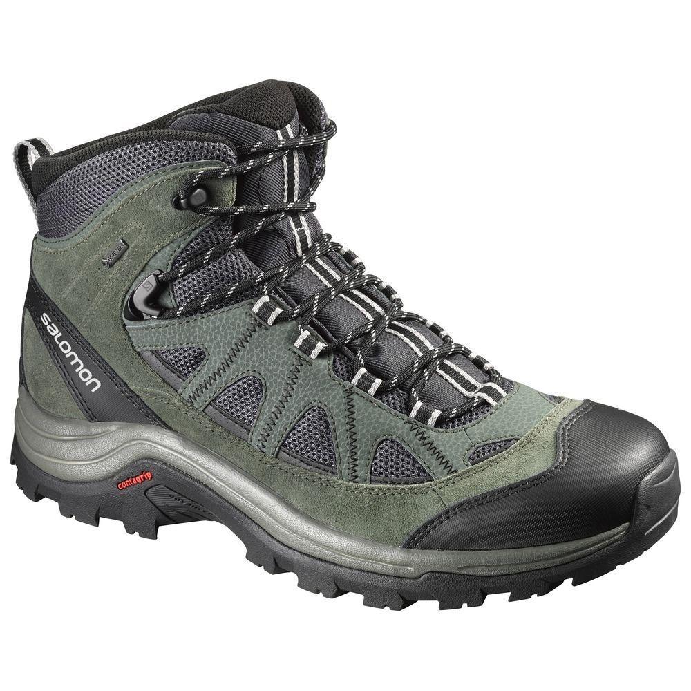 Schuhe Escursionismo Trekking Approach SALOMON AUTHENTIC GTX® LTR GTX® AUTHENTIC Farbei Vari d7d064