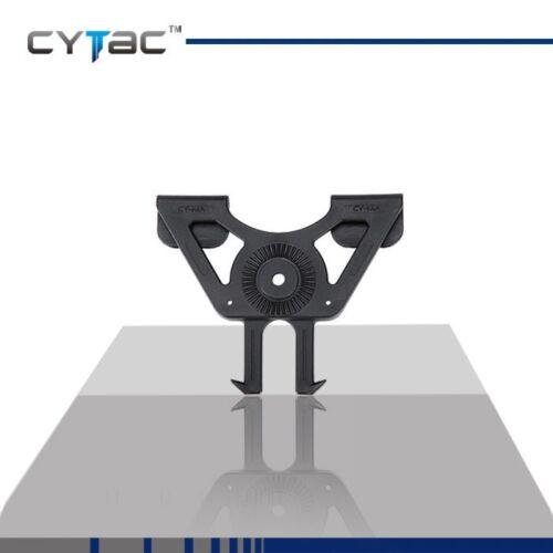 Leg Shoulder CYTAC Level II 360 Rotation Holster fits Springfield XDSBelt