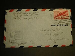 APO-9-WINCHESTER-ENGLAND-1944-Censored-WWII-Army-Cover-9-Med-Bn
