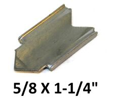 """9//16/"""" WIDTH CLAMP NAILS #9V-2/"""" PLAIN STEEL JOINT NAIL 2/"""" LENGTH"""