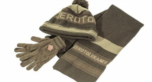 Nash Tackle Clothing ZT Hat Scarf and Gloves Set C5100