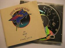 """STEVE MILLER BAND """"THE BEST OF 1968 - 1973"""" - CD"""