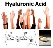 Grado más puro ácido Hialurónico POLVO 5g – hacer su propio suero y cremas