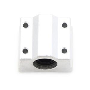 SC8UU Glissière Palier Linéaire Support de Bloc 8mm Pour 3D Imprimante CNC