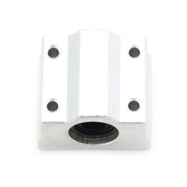 SC8UU Linear Bearing Slide Block Bracket - 8mm Shaft - 3D Printer  CNC RepRap hb