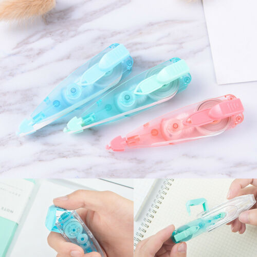 Colorful Roller 6M White Out Correction Tape School Office Study Stationery T Hg